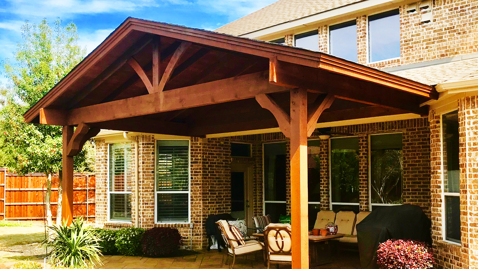 Patio Cover Installation For Mckinney Tx with regard to sizing 1600 X 900