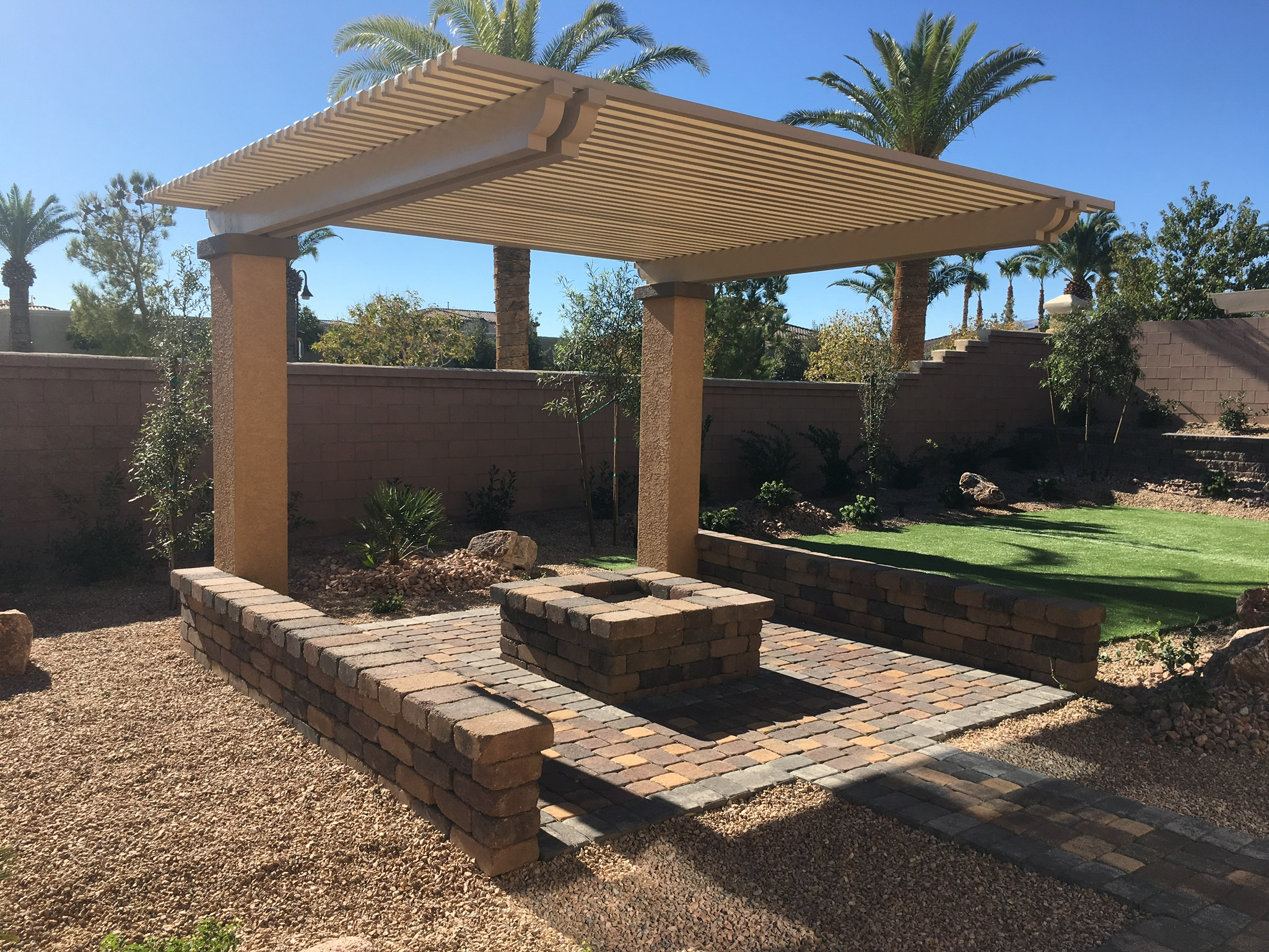 Patio Cover Pergola Awning Installers In Las Vegas Nv intended for sizing 2049 X 1537