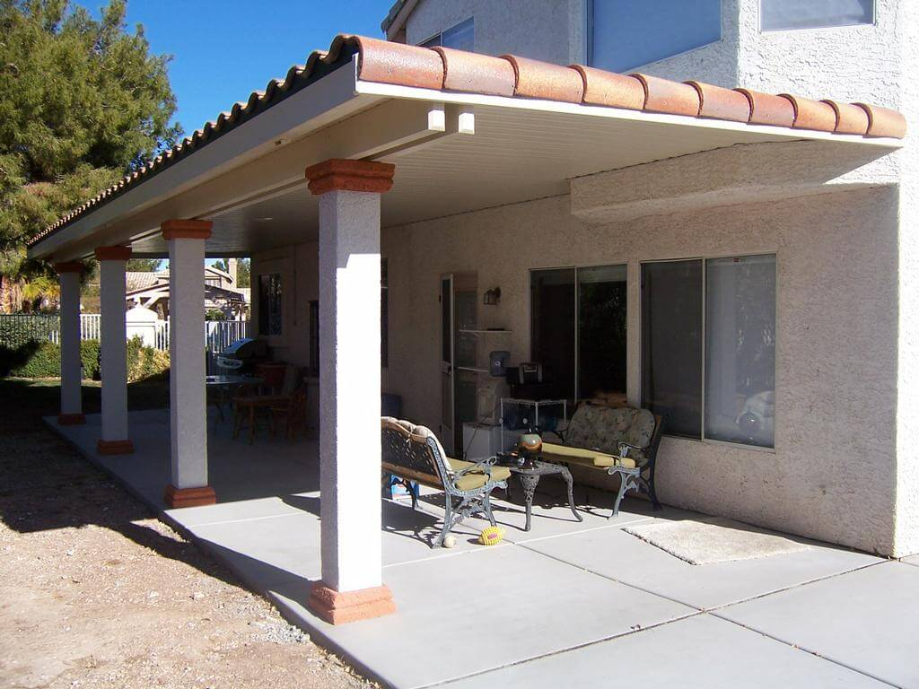 Patio Covers Las Vegas Financing Bd In Modern Home Design inside size 1024 X 768