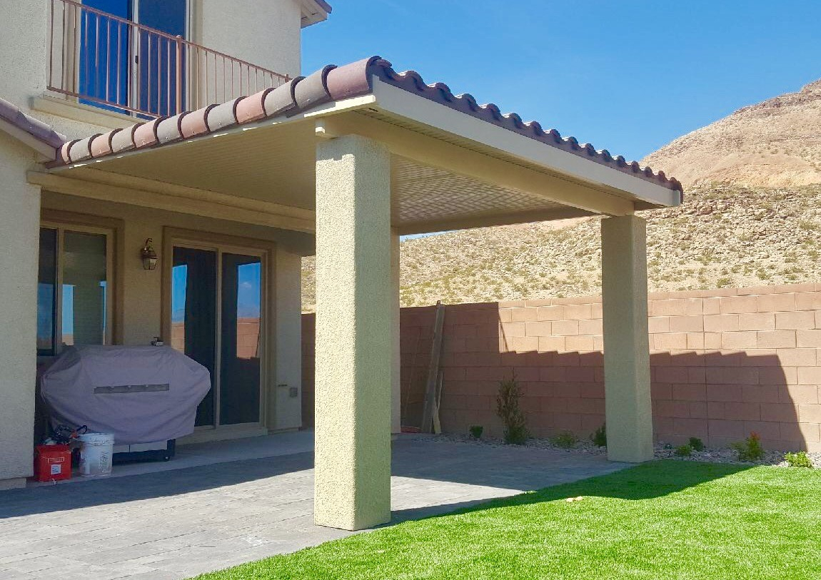 Patio Covers Las Vegas Newest Most Trusted Patio Cover with regard to size 1150 X 813