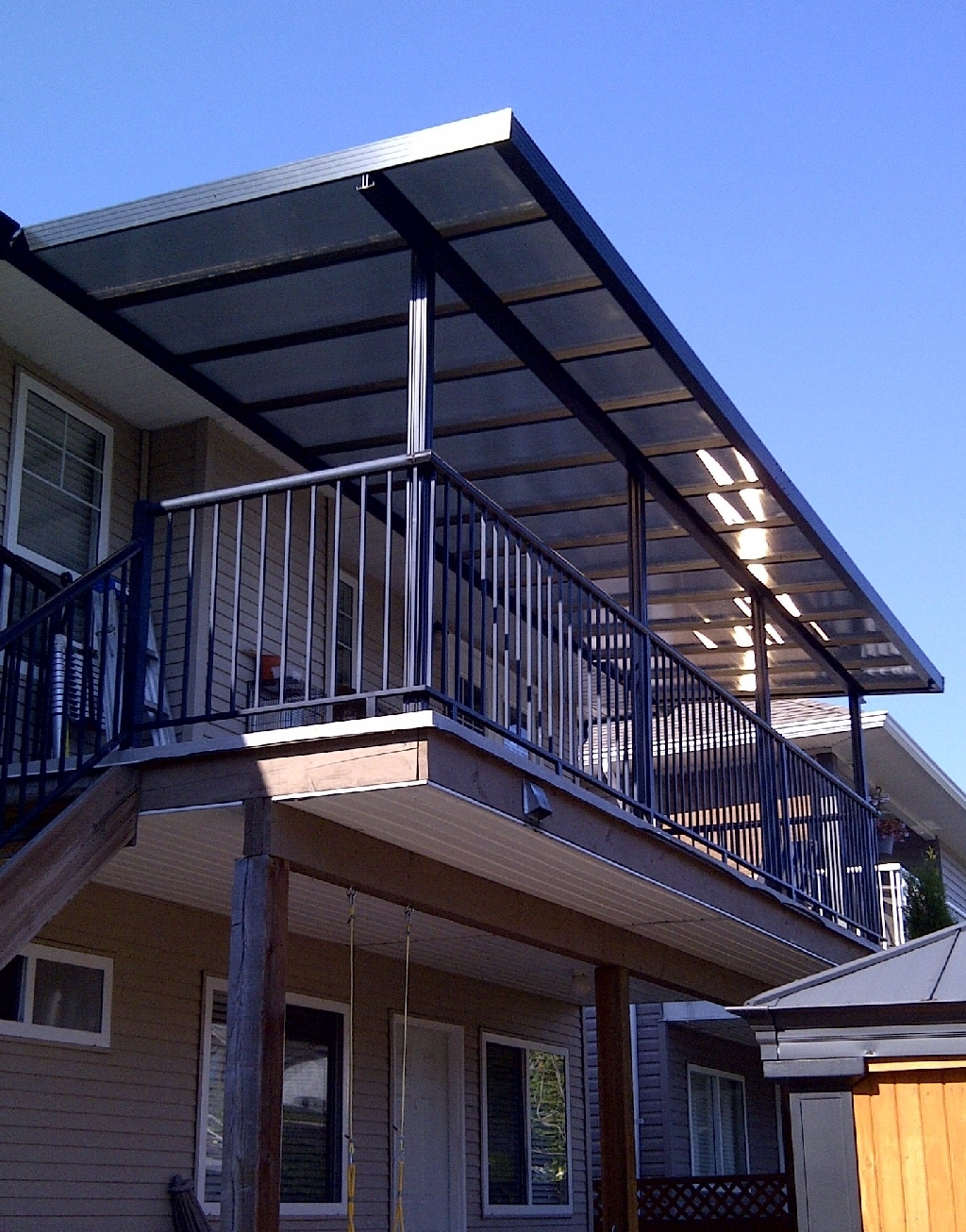 Patio Covers Okanagan Shade Shutter Serving Vernon regarding measurements 1024 X 1306