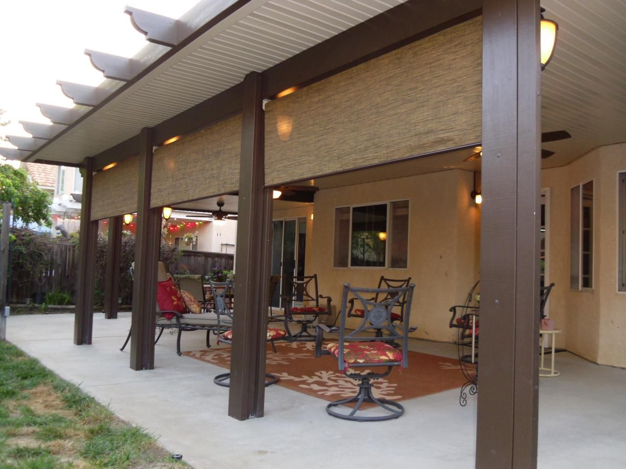 Solid Alumawood Patio Cover Temecula Ca Aluminum Patio with regard to size 1280 X 960