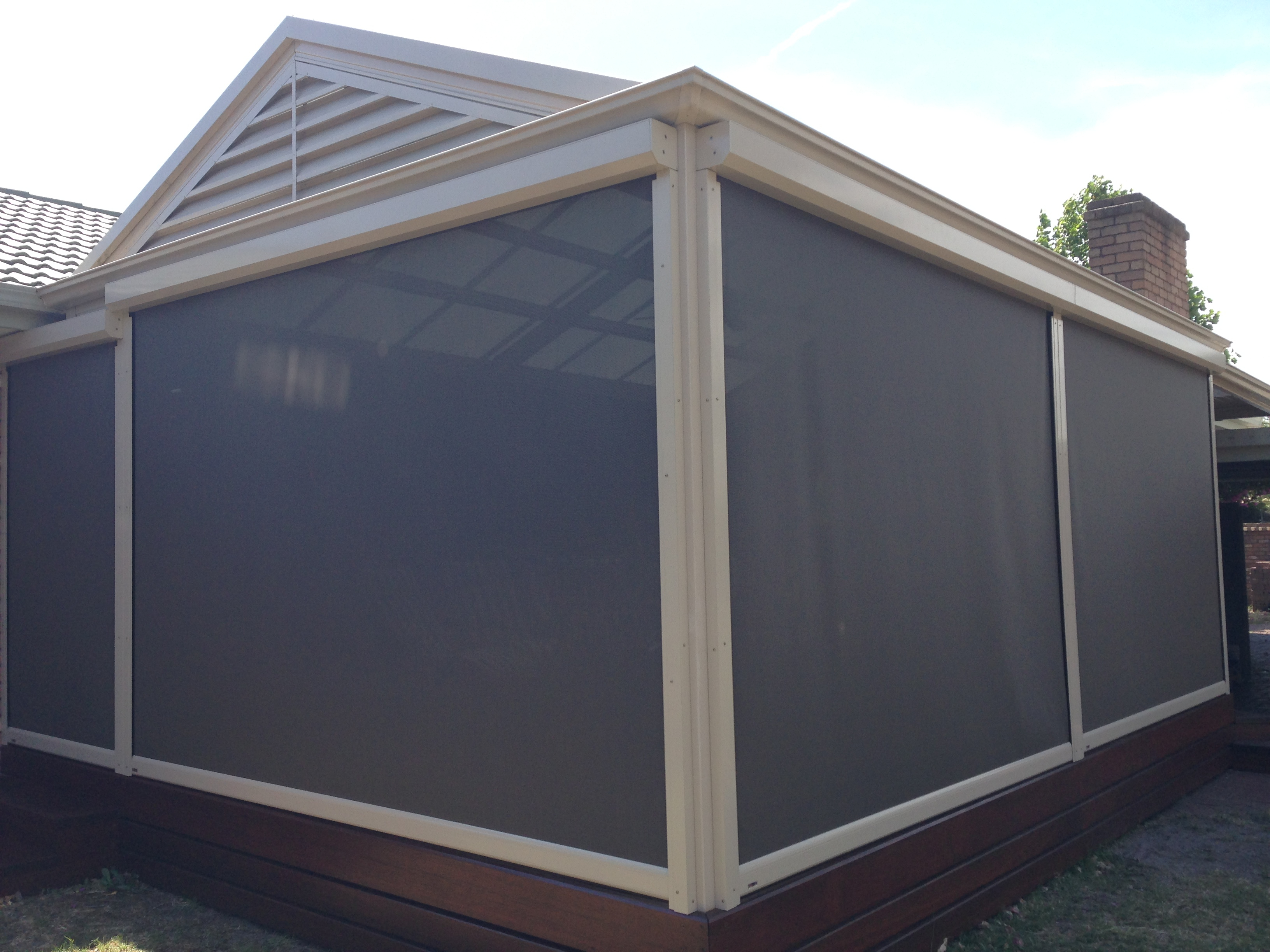 Sun Blinds Outdoor Blinds Melbourne Shade Systems for size 3264 X 2448