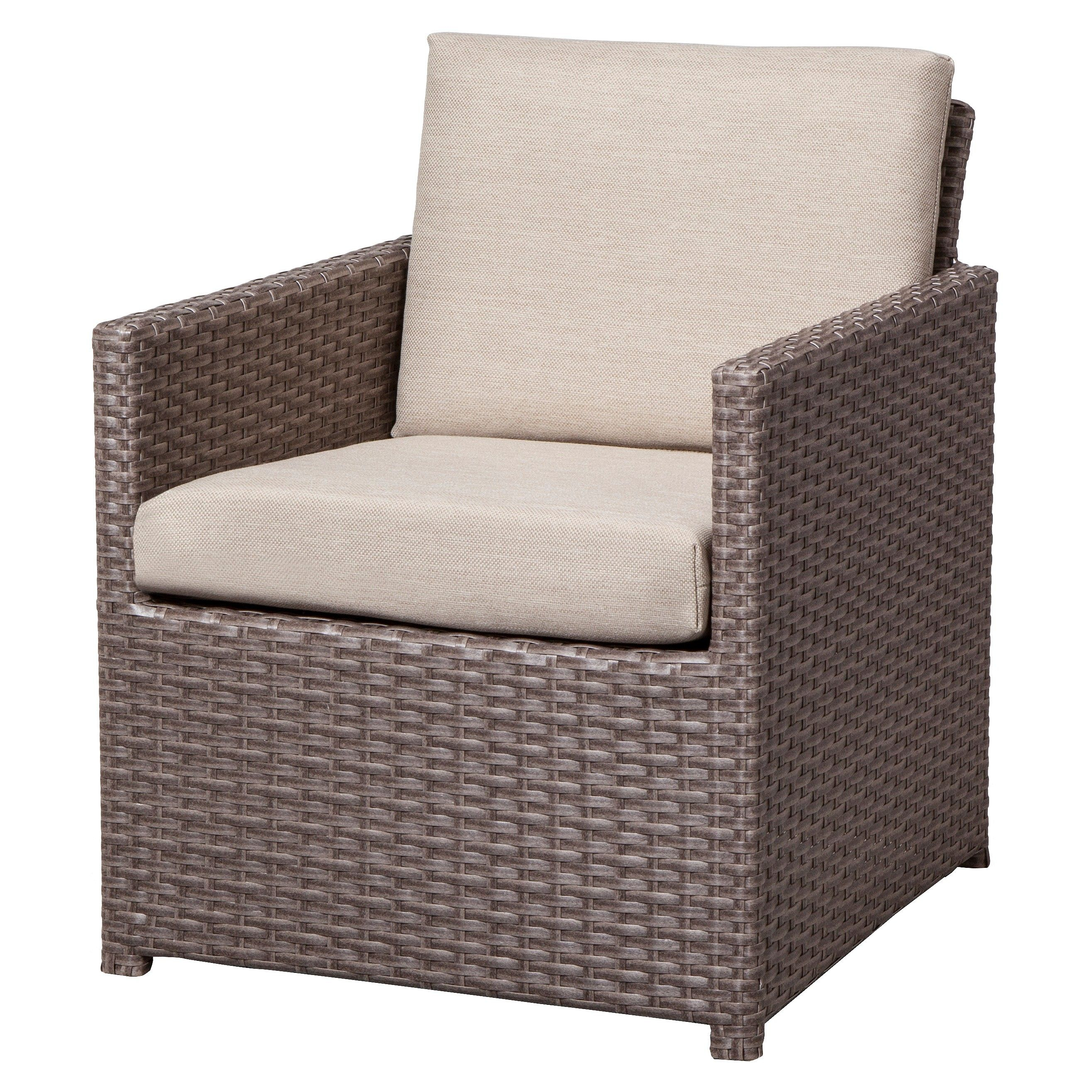 Threshold Heatherstone Wicker Kids Patio Chair Target throughout size 2631 X 2631