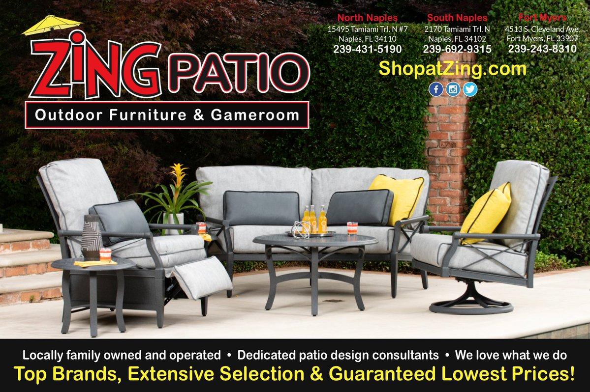 Zing Patio Furniture Naples Florida • Fence Ideas Site